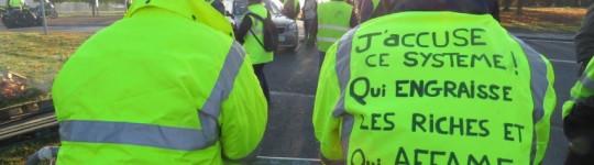 Gilets jaunes et crise politique- pour une solution ouvrière !